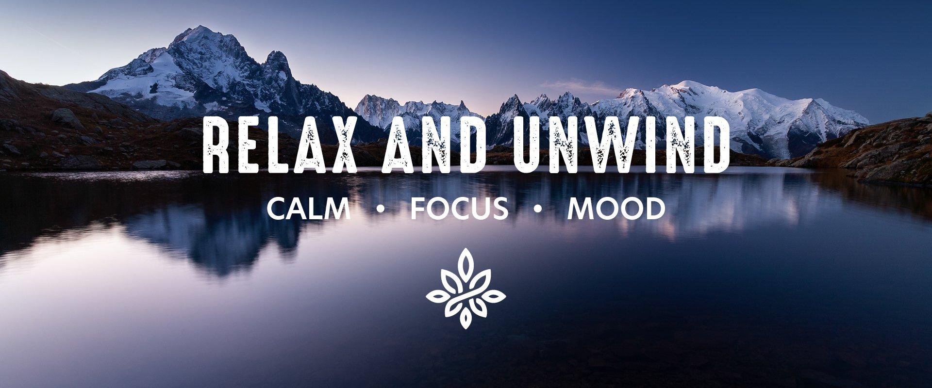 HighKind – Relax & Unwind Banner 1920x800px