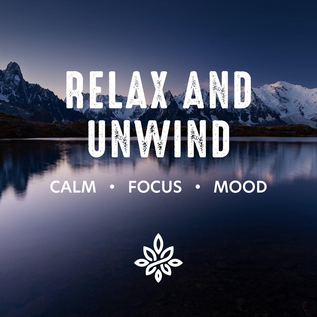 HighKind – Relax & Unwind Mob Banner 1080x1080px